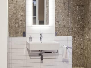 Natuurlijke badkamer Rustieke badkamers van Van Wanrooij keuken, badkamer & tegel warenhuys Rustiek & Brocante