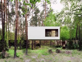 منازل تنفيذ REFORM Architekt Marcin Tomaszewski,