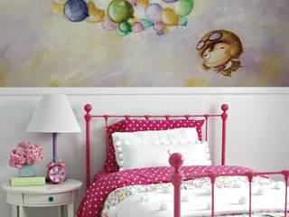 Camere per bambini: Camera da letto in stile in stile Moderno di Federica Rossi Interior Designer