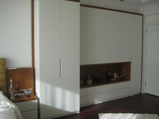 İdea Mimarlık Mediterranean style bedroom