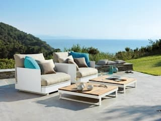 Mobiliario de exterior - SS15 de BANNI Elegant Home Mediterráneo