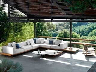 Mobiliario de exterior - SS15 de BANNI Elegant Home Minimalista