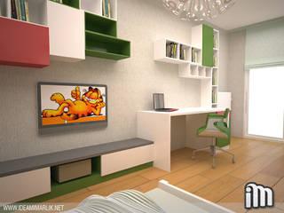 İdea Mimarlık Nursery/kid's roomDesks & chairs