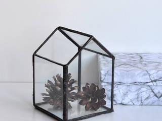 Casita de cristal:  de estilo  de ZetaGlass