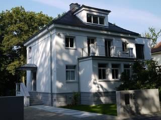Casas de estilo clásico de DG/D Architekten Clásico