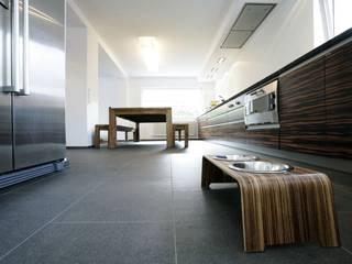 Cocinas de estilo moderno de DG/D Architekten Moderno
