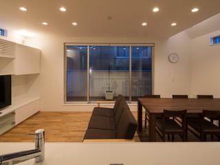 株式会社 建築集団フリー 上村健太郎 Modern dining room