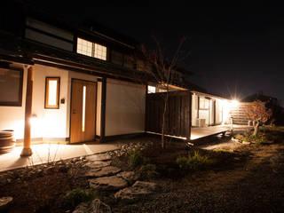山梨の舎Ⅱ(民家再生)‐外観: 有限会社中村建築事務所が手掛けた家です。