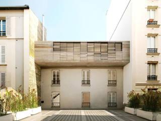 61 rue de Dunkerque - Après:  de style  par Franklin Azzi Architecture