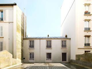 61 rue de Dunkerque - Avant:  de style  par Franklin Azzi Architecture