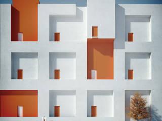 [Orange Square] di d-Arkroom