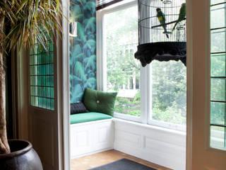 Familiehuis, Amsterdam Zuid van Binnenvorm Tropisch