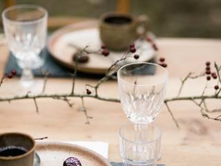 Un mariage dans les sous bois par La Bohème - Location de décoration vintage Rustique
