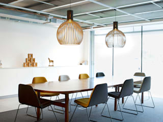Binnenvorm Modern office buildings