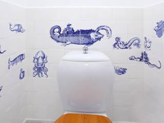 José den Hartog의  욕실