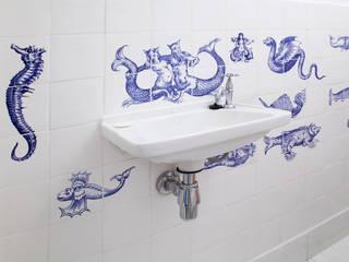 l:  Badkamer door José den Hartog