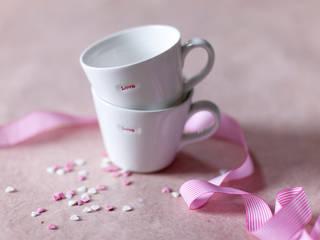 Love mugs:   by Keith Brymer Jones
