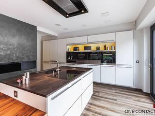 Cocinas de estilo moderno de ONE!CONTACT - Planungsbüro GmbH Moderno