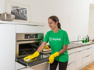 Moderne keukens van Helpling gmbH Modern