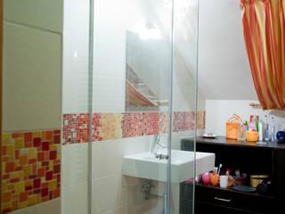 Frise salle de bain:  de style  par Art Mosaico