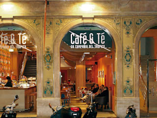 Carlos Martinez Interiors Classic bars & clubs