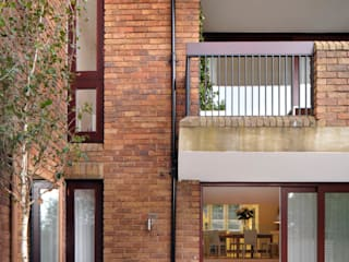 Highgate TG Studio Modern Terrace