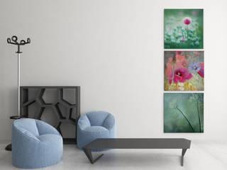 WANDKONZEPT - Wanddesign nach Maß - Handgefertigte Kunstbilder von WANDKONZEPT by yourPainting Ausgefallen