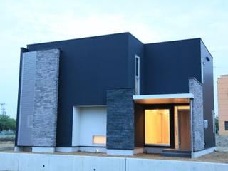 外観: 株式会社 In Designが手掛けた家です。