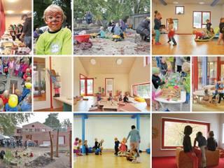 Kindergarten Rotbuche:  Schulen von Winkens Architekten