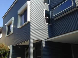 学園西町の家: 奥村召司+空間設計社が手掛けた家です。,