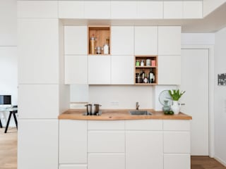 Holzgeschichten KitchenCabinets & shelves