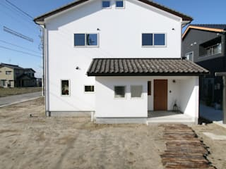 KanonStylehome! 野末建築 Eclectic style houses