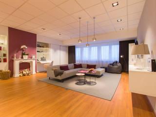 AAB Die Raumkultur GmbH & Co. KG Salas de estar modernas
