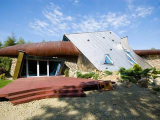 Modern houses by autorskie studio architektury Modern