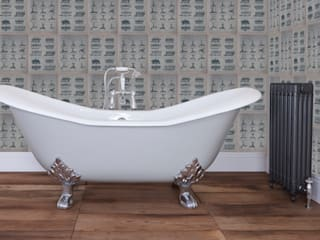 Victorian Banburgh Inspired Bathroom from the UKAA Bathroom Range UKAA | UK Architectural Antiques BathroomBathtubs & showers