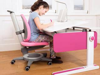 Ein perfektes Team: Drehstuhl Maximo und Schreibtisch Champion:   von Kinderzimmerhaus