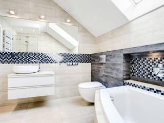 DK architektura wnętrz Modern bathroom