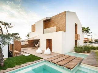SilverWoodHouse Casas modernas de Joao Morgado - Architectural Photography Moderno