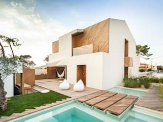 Дома в . Автор – Joao Morgado - Architectural Photography, Модерн