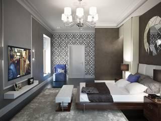 Modern Bedroom by formforhome Architecture & Design Modern