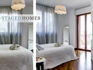 modern  by Staged Homes Italia, Modern