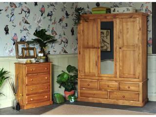 Langley Pine Bedroom Furniture van The Cotswold Company Landelijk