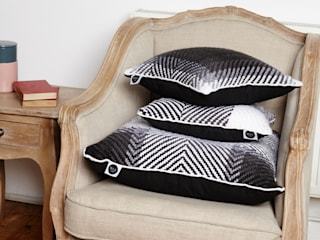 Cushion set on the chair.:   by WLE London