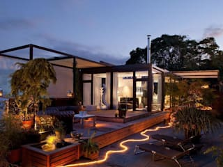 Modern houses by Raumfreiheit Modern