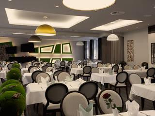 OH : BERGHOTEL RESTAURANT + TAGUNG Klassische Gastronomie von GiSi.ARCHiTECTURE Klassisch