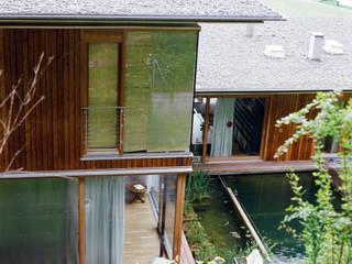 Loose Privacy Klassische Häuser von driendl*architects zt Ges.m.b.H. Klassisch