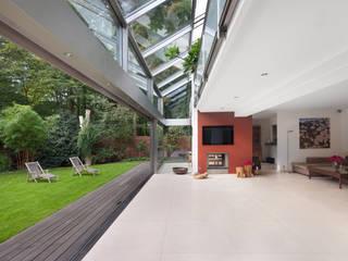 HAUS H Moderner Wintergarten von architekturbüro rettberg Modern