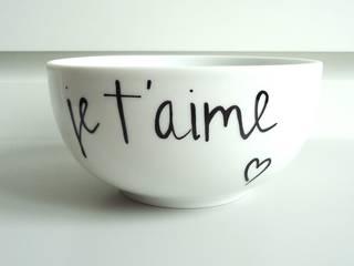 CZAS NA MISKĘ My Mug Company KuchniaSztućce, naczynia i szkło