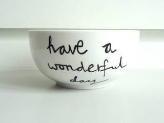 CZAS NA MISKĘ od My Mug Company Skandynawski