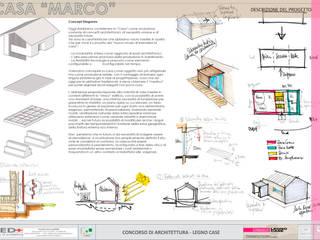 """Casa """"Marco"""":  in stile  di RED+"""